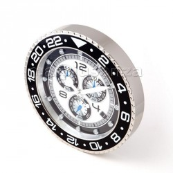 Watch Clock - Orologio da muro - stile cronografo ROLEX