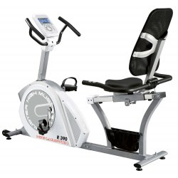 Cyclette R390 HRC Ergometer Recumbent - High Muster
