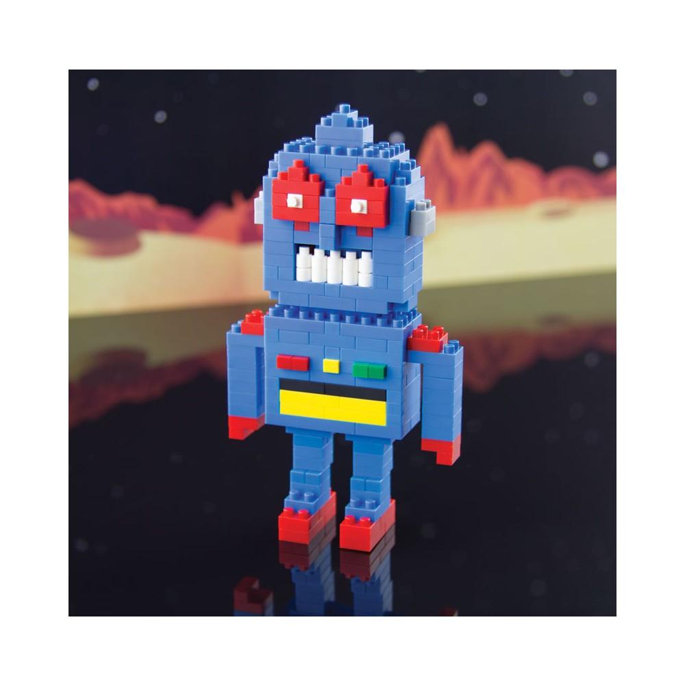 Pixel bricks robot da costruire con mattoncini pixel for Planimetrie con costi da costruire
