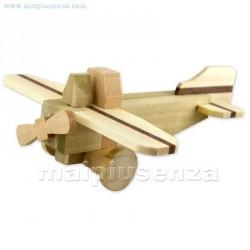 Aeroplano Kumiki - 9 parti