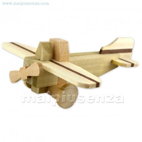 Kumiki Airplane - 9 parts