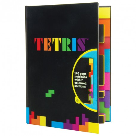 Tetris Notebook - Blocco notes