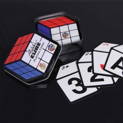 Rubiks Cube Playing Cards - Carte da gioco cubo