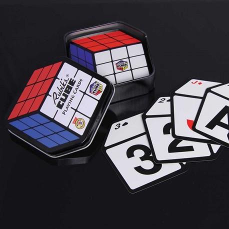 Rubiks Cube Playing Cards - Carte da gioco cubo