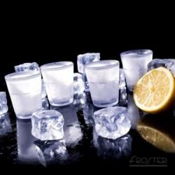 ICE Shot - bicchierino refrigerante trasparente
