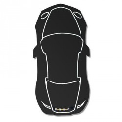 Nano Pad - Car - Super Tappetino antiscivolo sticky