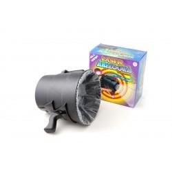 Airzooka Laser - Pistola ad aria con puntatore laser