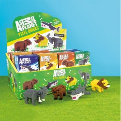 Animal Planet Pixel Brick - da costruire con mattoncini pixel