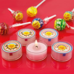 Chupa Chups Scented Tea Lights - lumini profumati