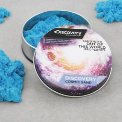 Discovery Channel Cosmic Sand - Sabbia magica