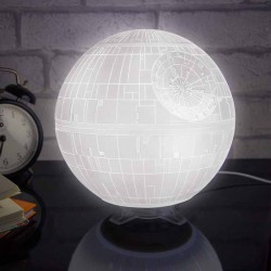 Lampada Death Star Mood light DT Star Wars - Guerre Stellati Morte nera