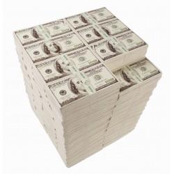 """Tavolino/sgabello """"mucchio di soldi"""" Dollaro USA - originale Rotary Hero"""