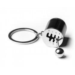 Portachiavi Blocco Cambio Marcia Automobile - Gear Shift