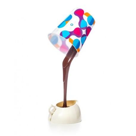 Lampada LED da tavolo Cioccolata Calda o Caffe'