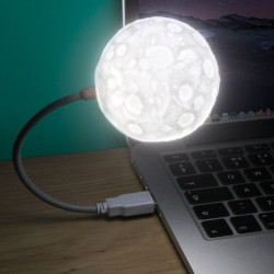 Lampada USB Luna Piena - Moon Light
