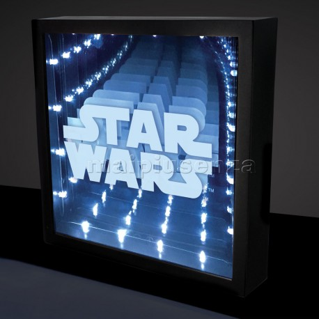 Lampada ambientale Star Wars Infinity Light USB
