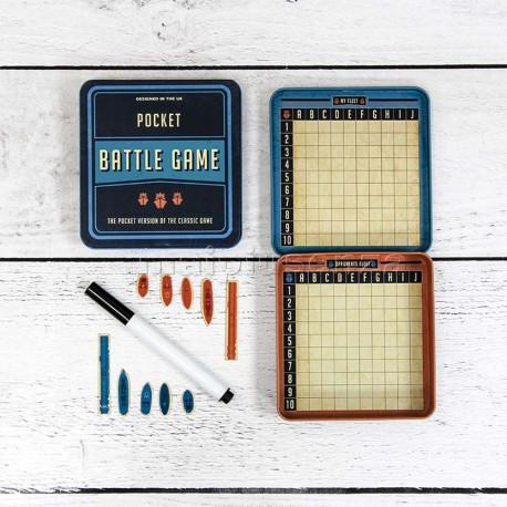 Gioco Battaglia Navale tascabile - Pocket Battle Game