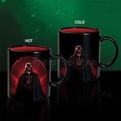 Tazza cambia colore Star Wars Episodio VIII Morte Nera - Death Star Heat Change Mug EP8