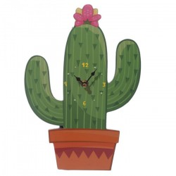 Orologio da Muro - Cactus