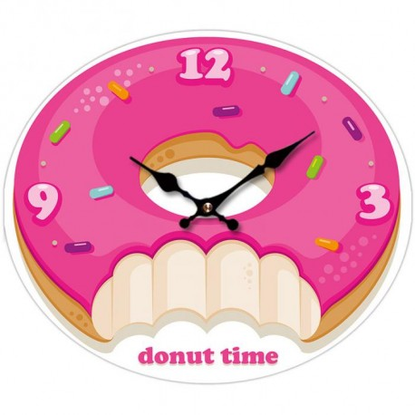 Orologio da Parete - Donut - Ciambella