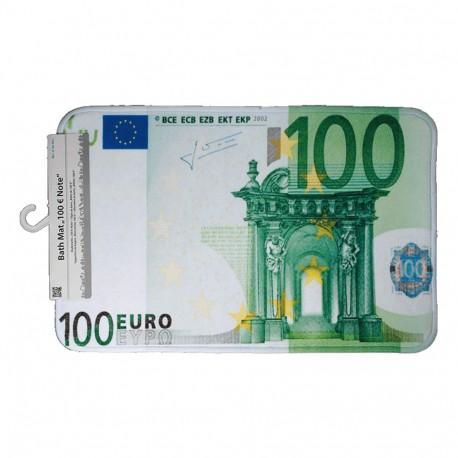 Tappeto da bagno, Banconota 100 € Euro - ca. 70 x 45 cm