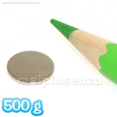 500 Dischi 10x1 mm