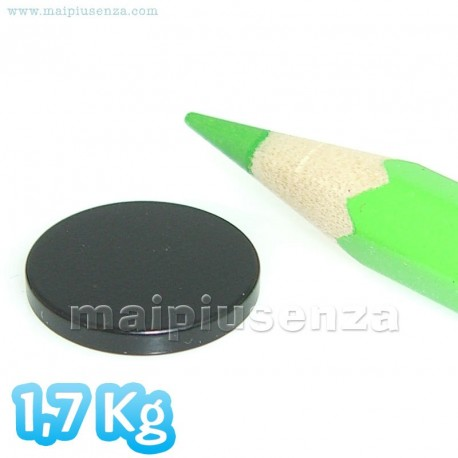 Dischi 15x2 mm NERO - 6 pezzi