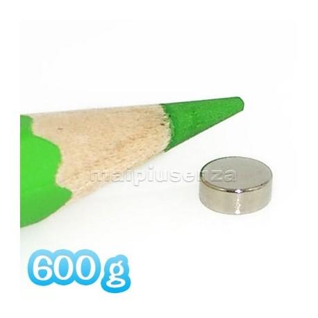 Disco 5x2 mm - 100 pezzi