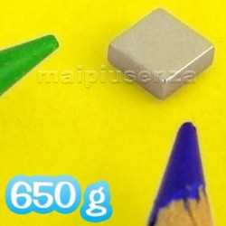Blocchi 5x5x2 mm - 100 pezzi