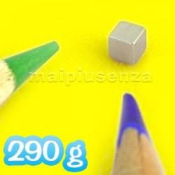 Cubi 3 mm - 20 pezzi - Magnete al neodimio - calamita