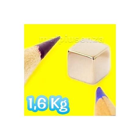 Cubi 7 mm - 5 pezzi