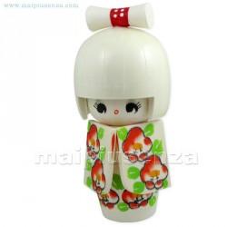 Hanafubuki - Bambola Kokeshi