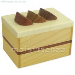 "Scatola ""Karakuri Cake"" N. 2 - Torta alla Frutta"