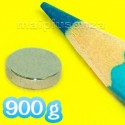 Disco 8x2 mm - 500 pezzi