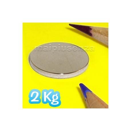 Disco 20x2 mm
