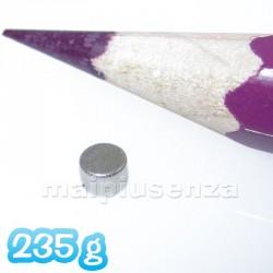 Disco 3x2 mm - 20 pezzi - Magneti al neodimio - calamite