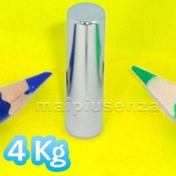 Cilindri 30x8 mm - Magnete al neodimio - calamita