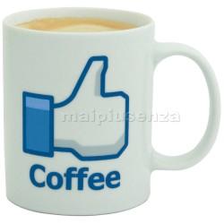 """Tazza caffé """"Mi Piace"""""""