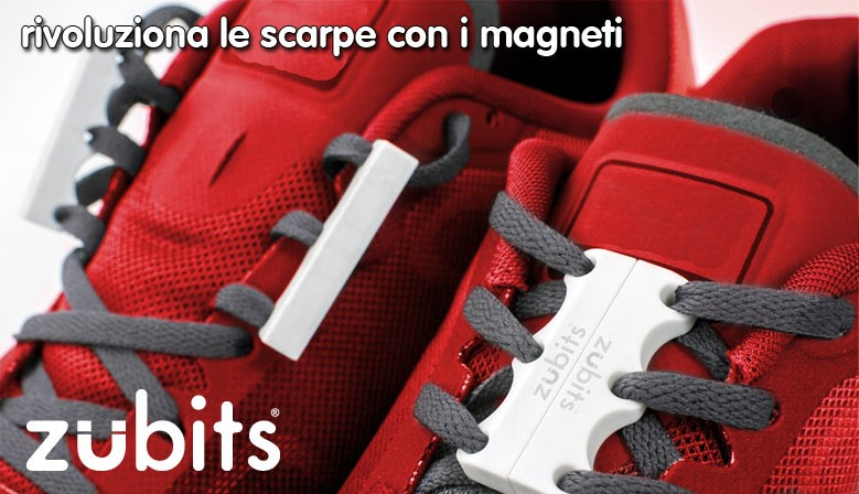 Chiusure Magnetiche per scarpe